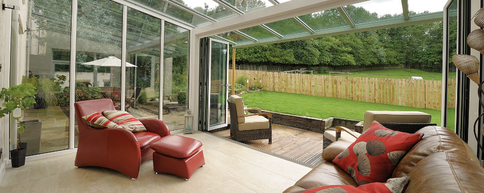 Bluebell Conservatories, Tile Glass Roof Extensions