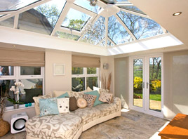 Bluebell conservatories orangeries dinnington sheffield for Orangery interior design ideas